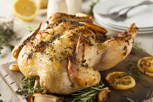 Poultry - Grown naturally with room to roam, our offerings from Mary's Chicken are sure to suit your needs. Whole turkeys, game hens and ducks available by special order.