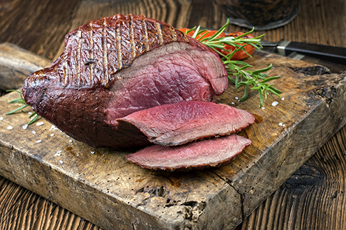 Specialty and Game - Local and humanely raised lamb, bison, elk, venison and rabbits also available. Offal, tongue and bones available by request, just ask.