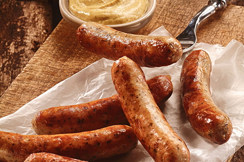 Sausages - We have a wide selection of styles and flavors on hand, perfect for on the grill or in a gumbo. Delicious breakfast links and patties or make your own from our ground pork.