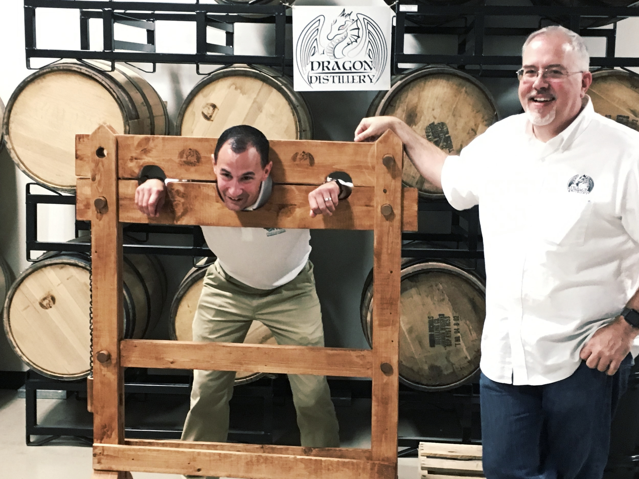 Dragon Distillery opened in 2015 as the City of Frederick's first distillery. The venture's success has since inspired two more distilleries to open in Frederick, complimenting the five craft-breweries already established within City limits.