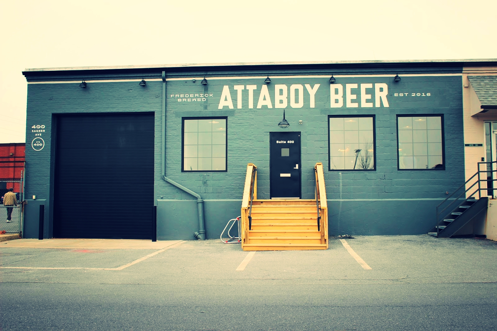 Attaboy Beer - East Frederick area