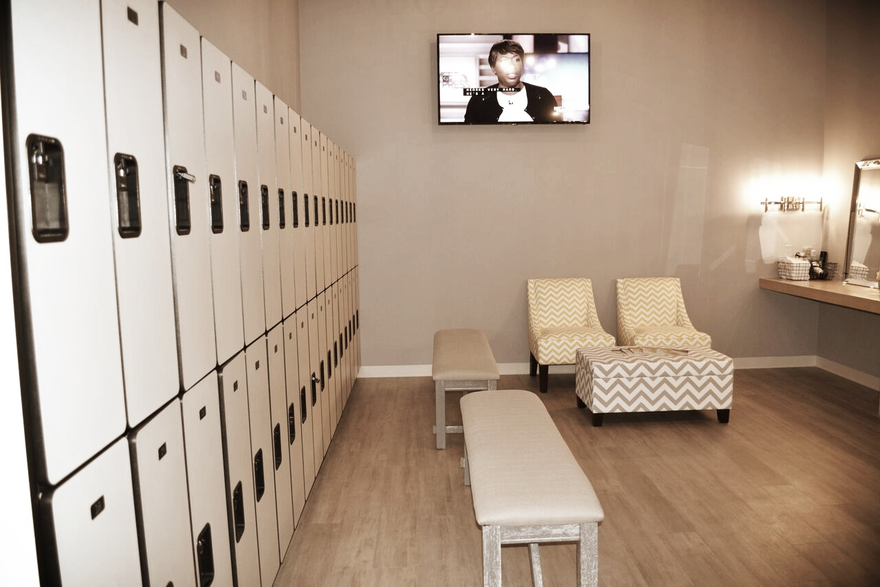 4. What are the most unique aspects about your office space?    We used the industrial structures in the ceilings to create an open feel throughout the facility. The flow and experience was very important in each of our rooms, enhanced by the lighting and color schemes. We even have a signature scent flowing throughout our office. Our clients tell us we even make the parking garage smell nice!
