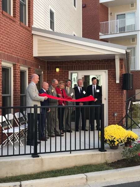 Sinclair Way Affordable Housing project in The City of Frederick