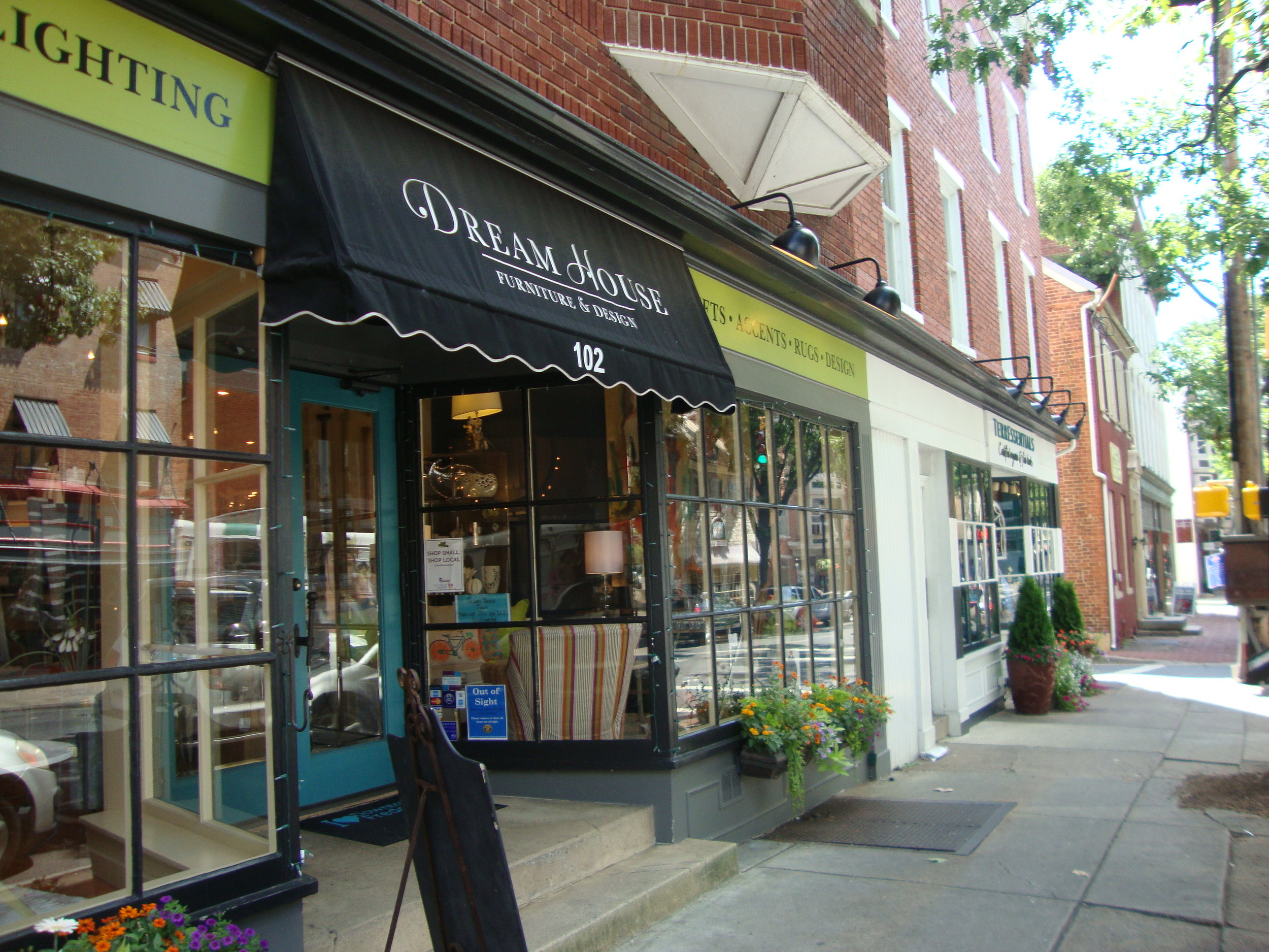 A business recipient of Community Legacy Grant funds awarded to The City of Frederick