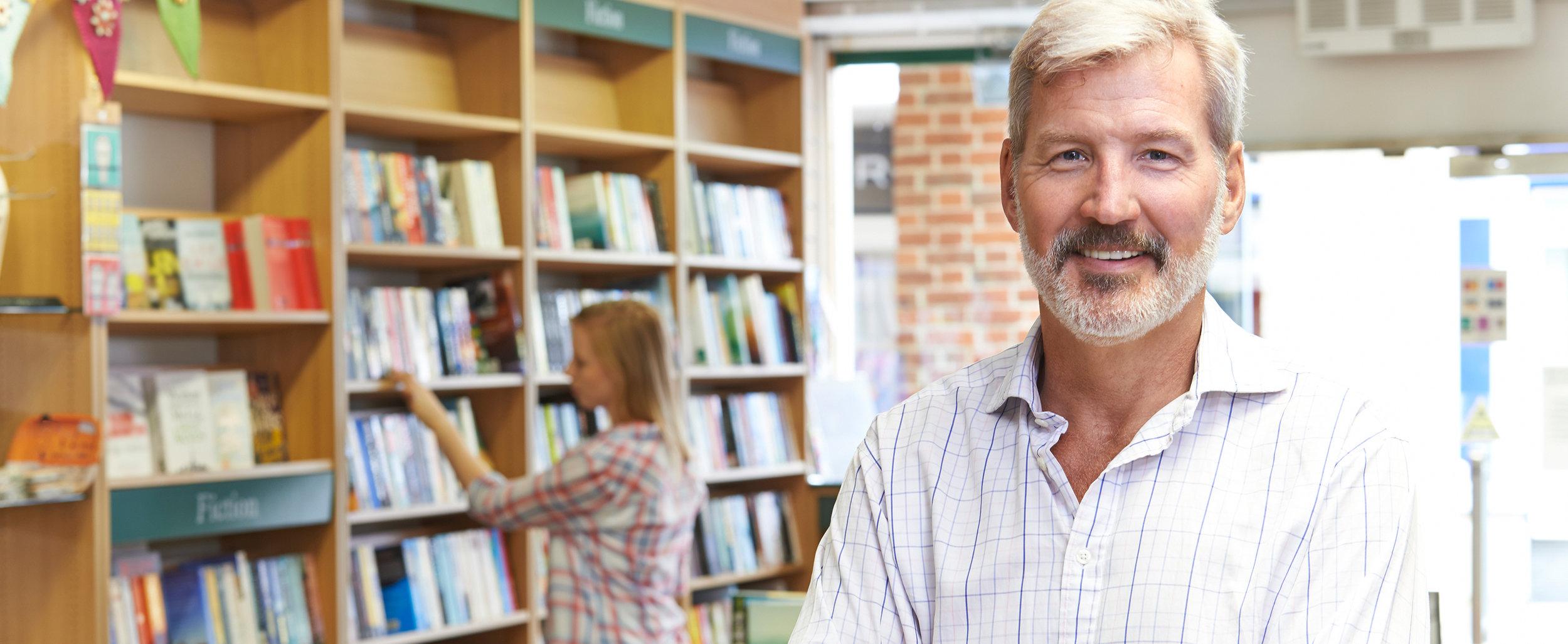 Heimat Info Buchhändler