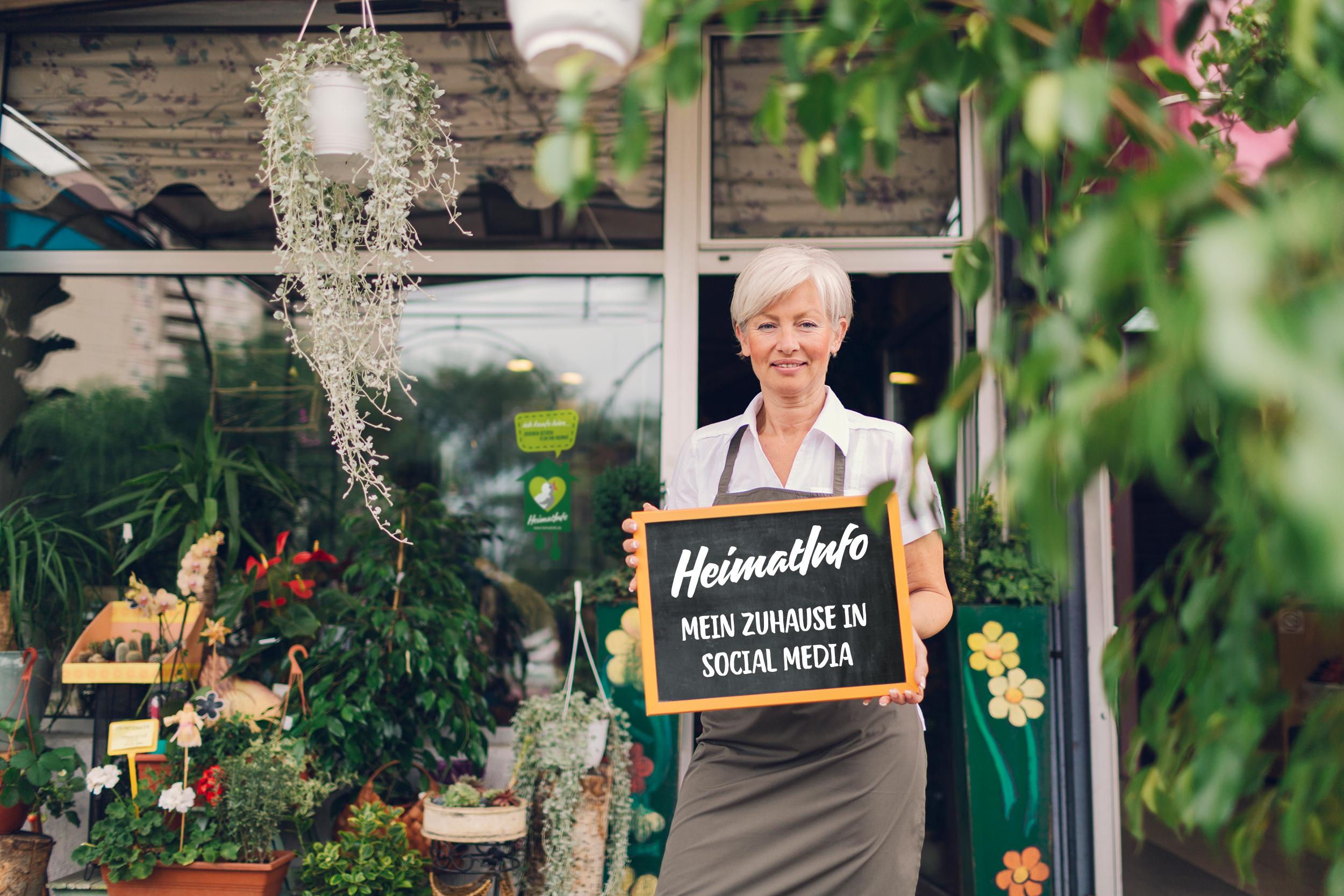 Heimat Info mein Zuhause in Social Media