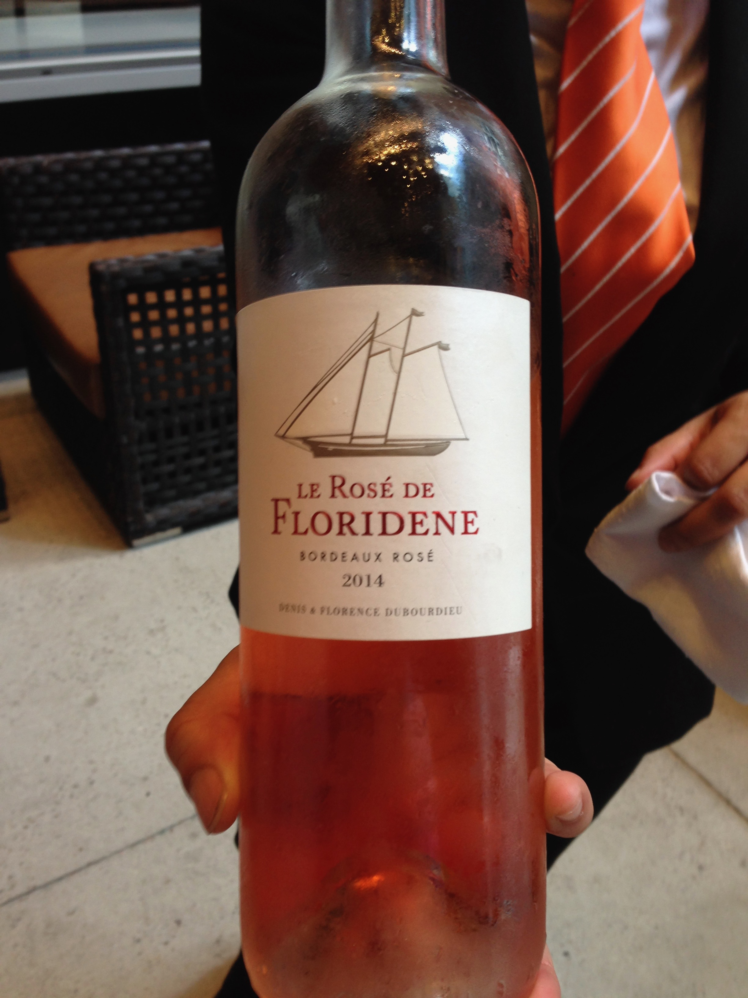 It's always time for PINK  http://www.reuters.com/article/wine-ros-idUSL2N0WJ24320150324