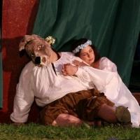John Jezior and Cynthia Janzen (A Midsummer Night's Dream, 2009)