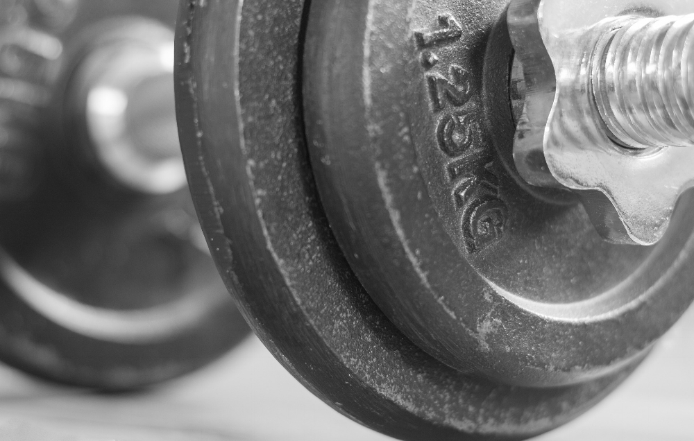 weight training for toning