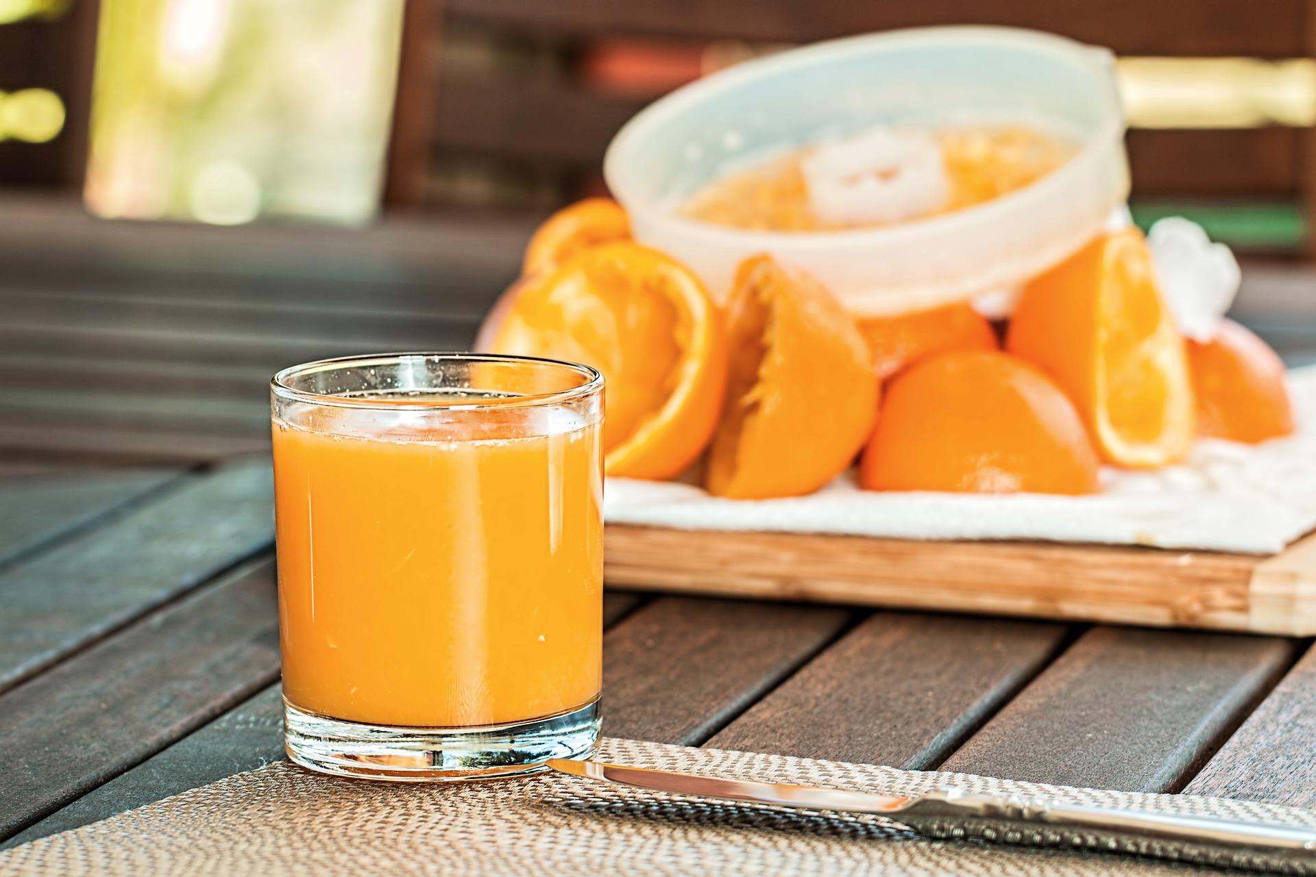 fruit juice full of sugar weight loss