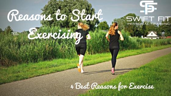 Reasons to start exercising