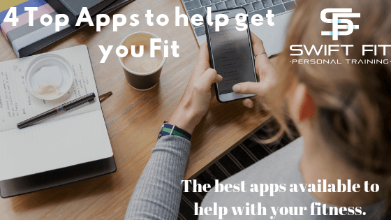 Top Apps to help you get fit