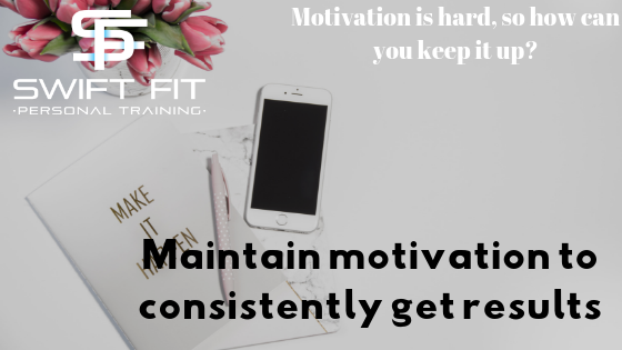 Maintain Motivation get results