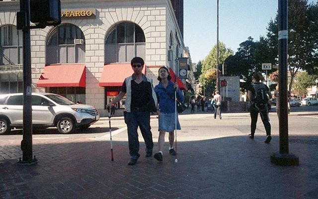 Saturday Love. Market Street, San Francisco, 2009. . #film #people #travel #sanfrancisco #35milli #ricohgr1