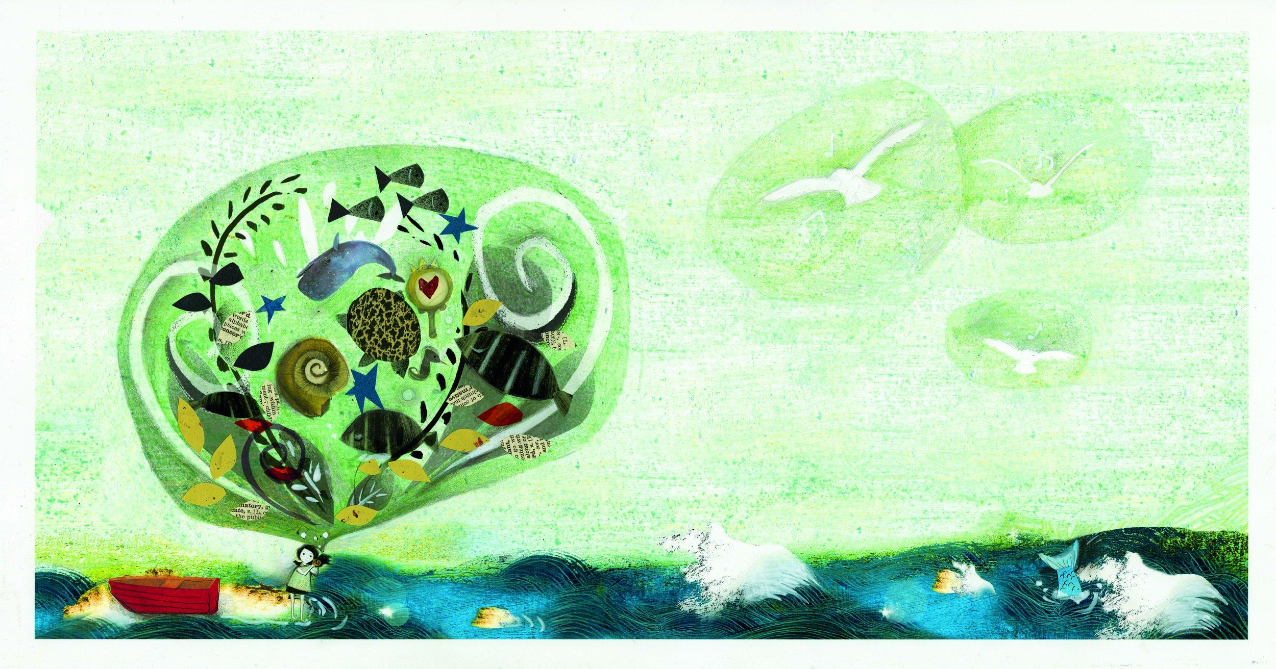 Irene Luxbacher, Deep Underwater.jpg