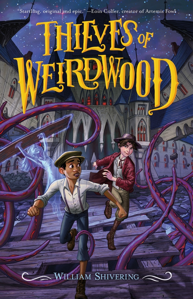 The Thieves of Weirdwood