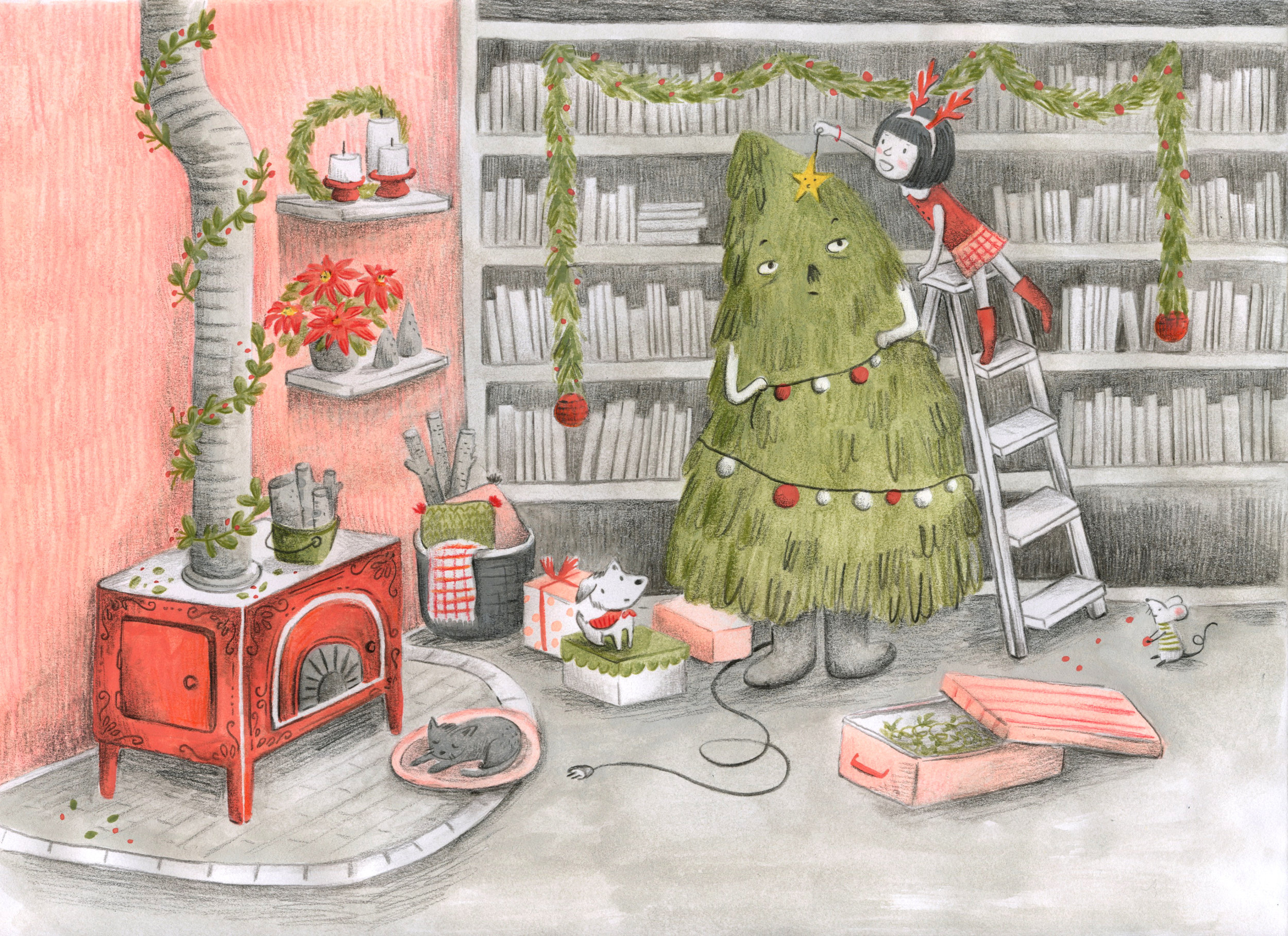 CarmenMok_Girl&ChristmasTree.jpg
