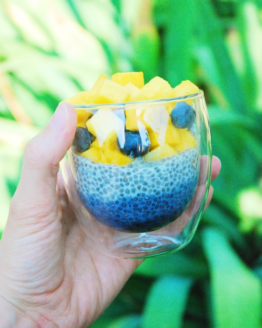 Chia Pudding - Foody First