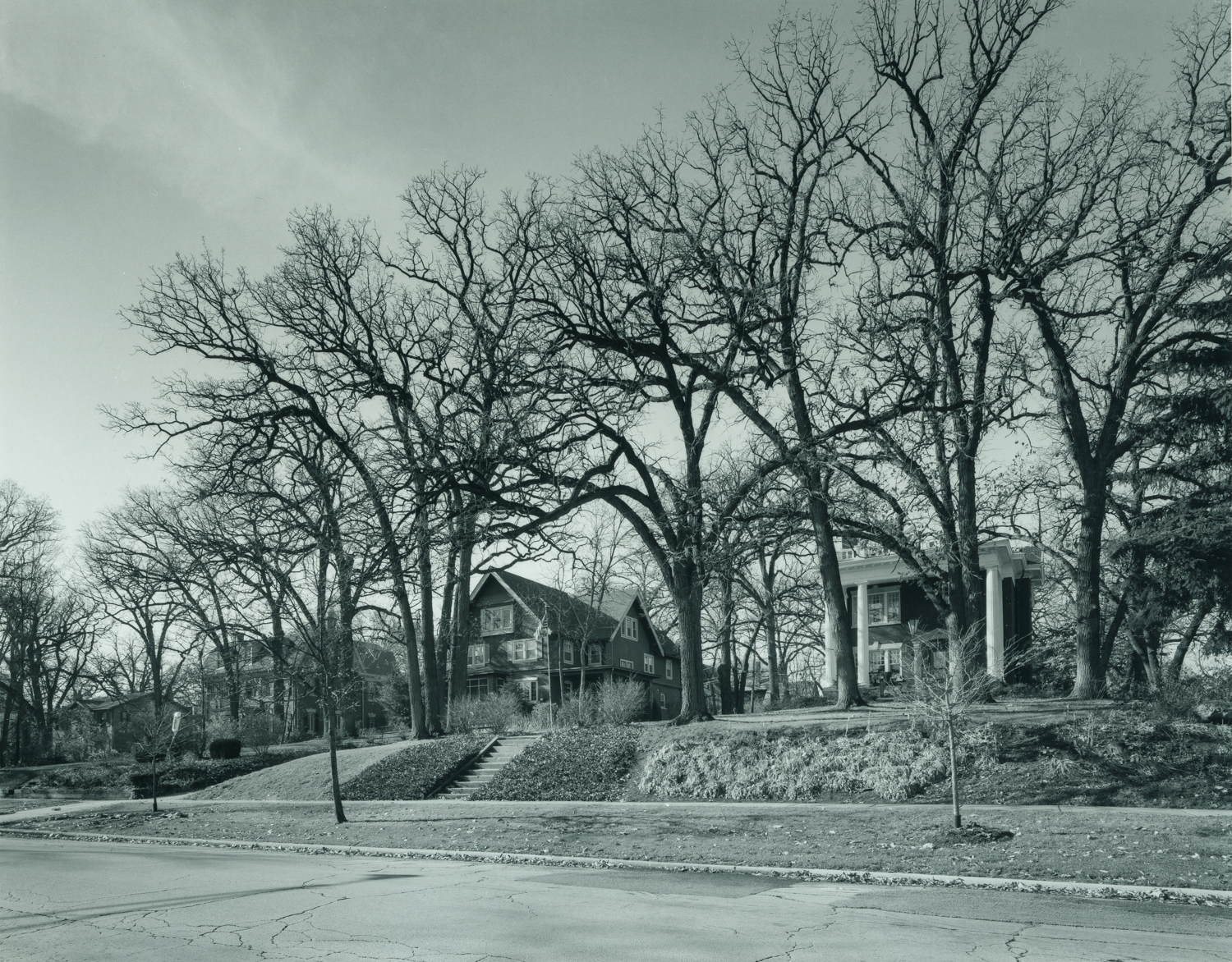 Longwood Drive, Beverly, Chicago ©2002