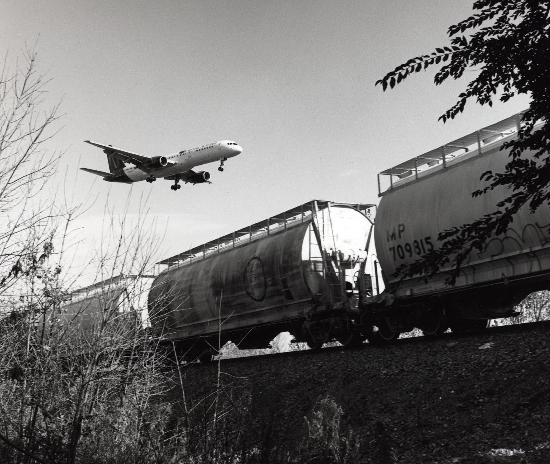 Racing the Oil Tankers