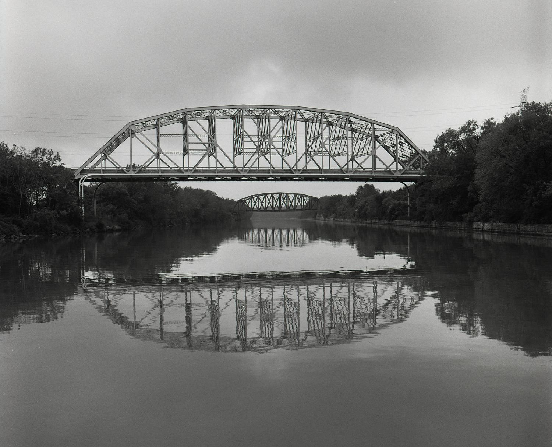 Bridges Chicago River 1987
