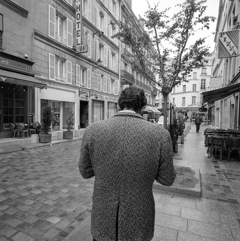 Tweed Sport Coat Paris 1985