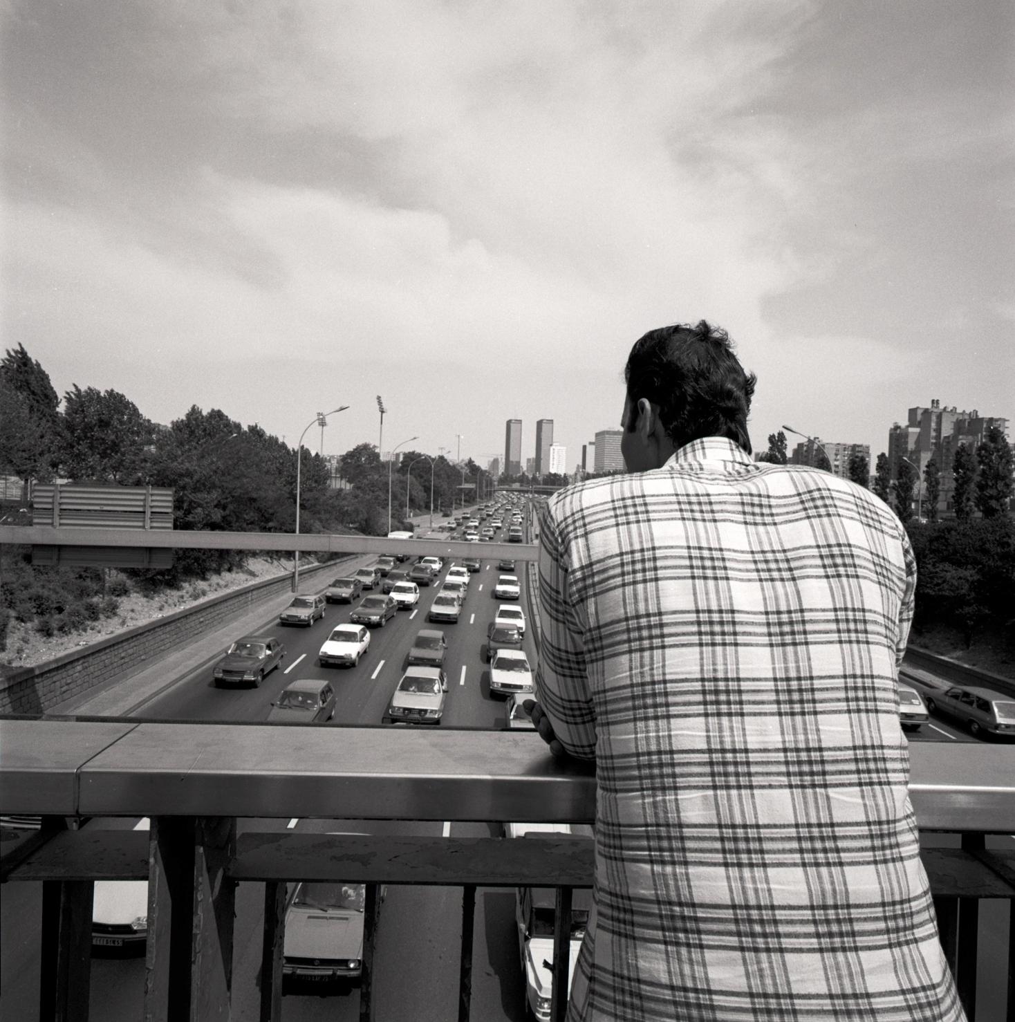 Paris Peripherique 1985