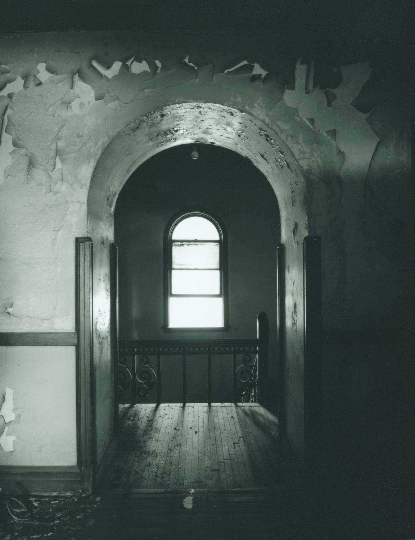 Dearborn Station Window ©1979
