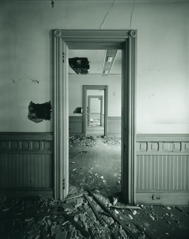 Dearborn Station Doorways ©1979