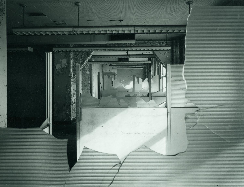 Cubicles Transportation Building ©1979