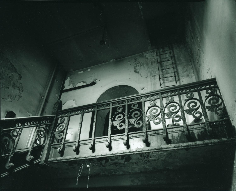 Dearborn Station 2nd Floor Balcony ©1979