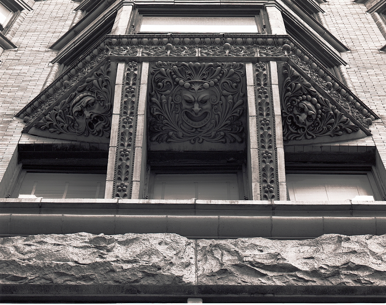 Gargoyle Manhattan Building ©1980