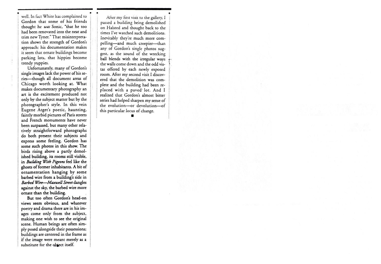 Chicago Reader cont. 1998