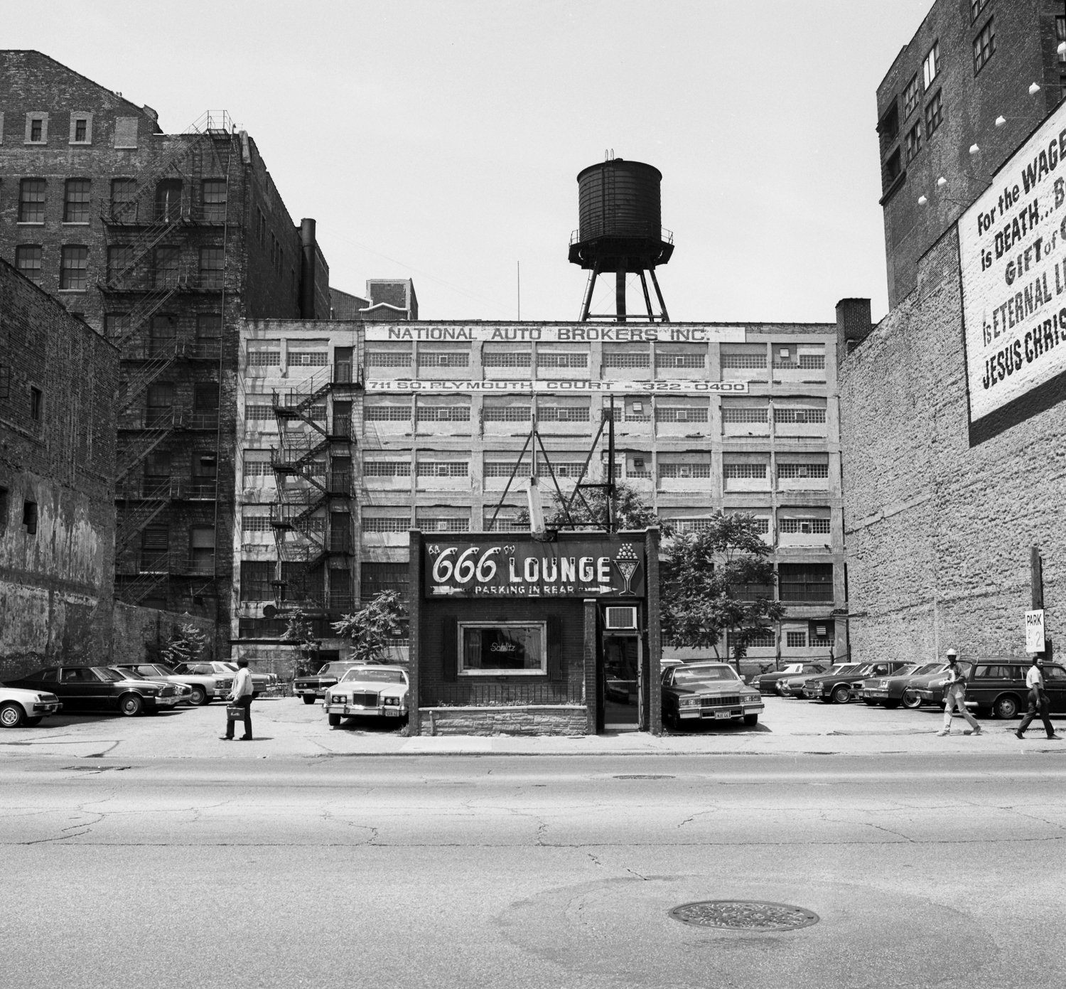 666 South State Street  1982