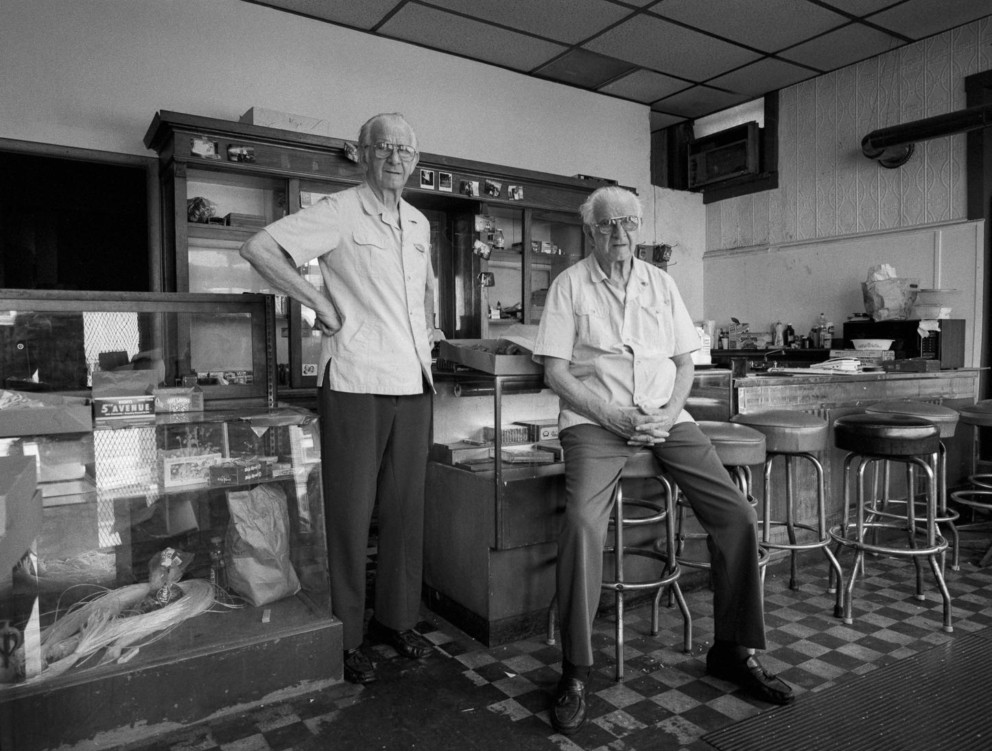 Ben and Al  Pilsen 1987