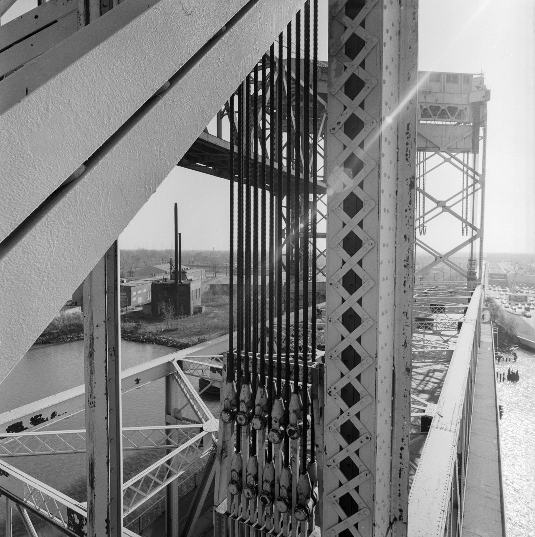Torrence Avenue Lift Bridge  1987