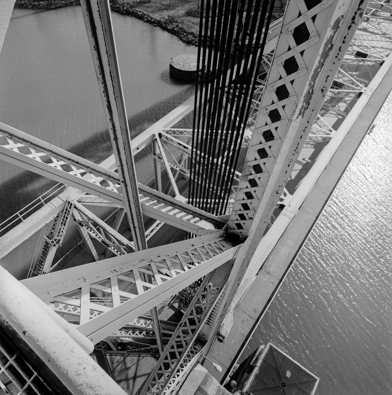 Torrence Avenue Bridge Detail  1987