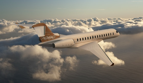 2nd Quarter Global 7000 Delivery Position For Sale Exterior 2