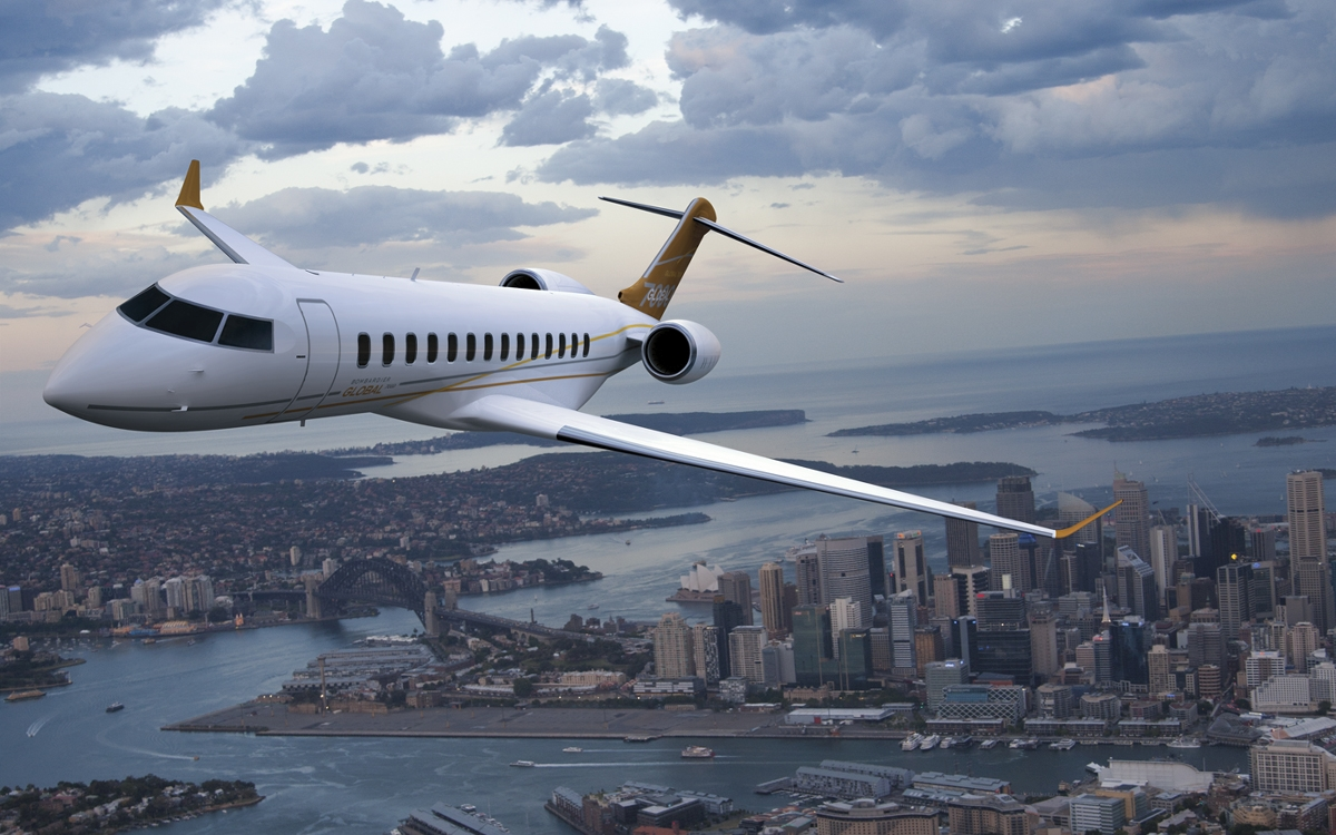 2nd Quarter Global 7000 Delivery Position For Sale Exterior 3