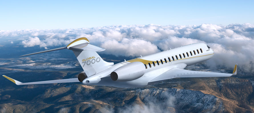 2nd Quarter Global 7000 Delivery Position For Sale Exterior 4