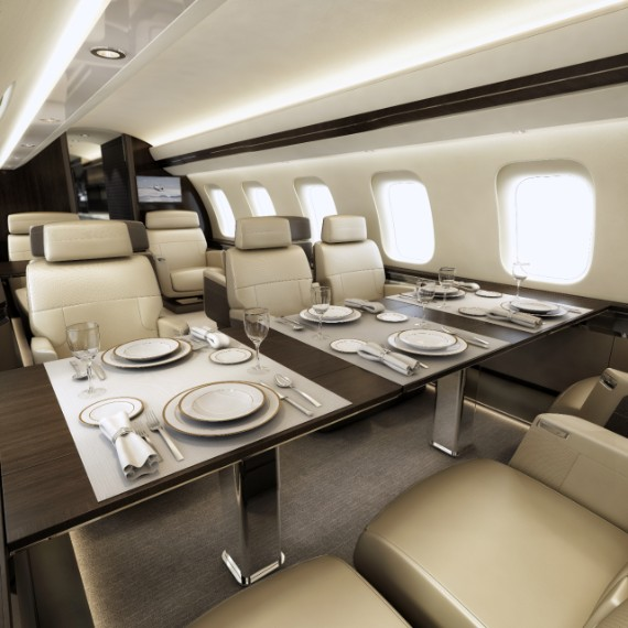 2nd Quarter 2019 Global 7000 For Sale Interior 4