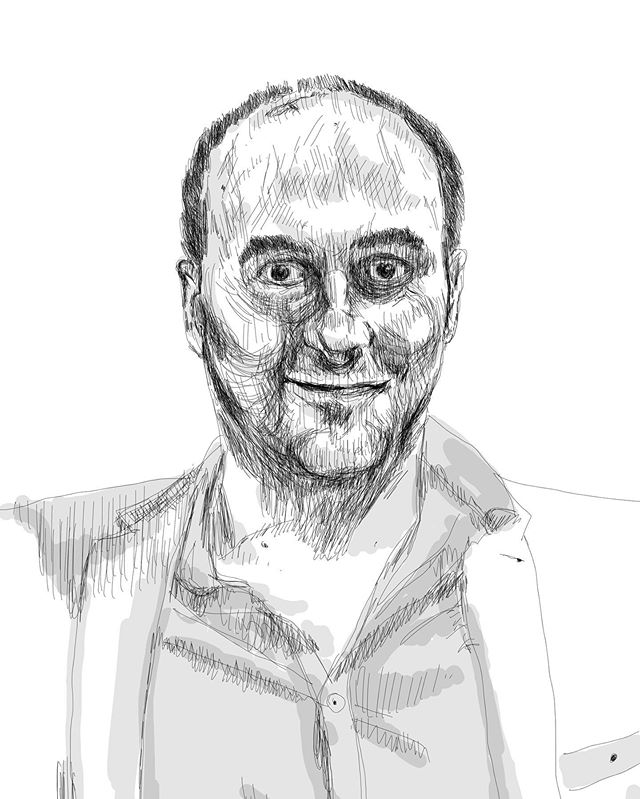 Did a sketch of Javier for his website profile. Talented Architect.  #portrait #architect #portraitsketch #linesketch #architecturepractice #brightonarchitect #brightonarchitecture #drawings #linedrawing #portraitdrawing #sketch #oxfordarchitect