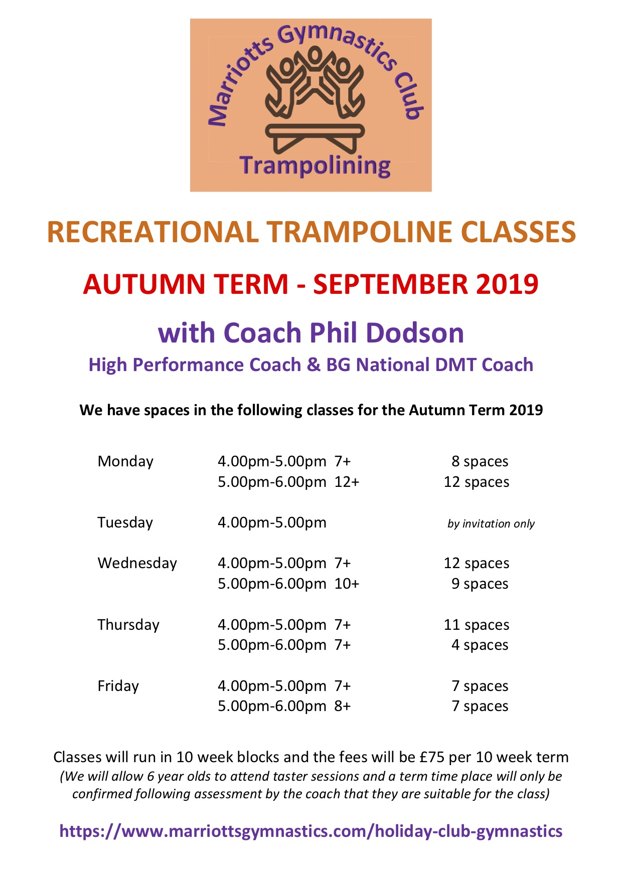 Trampoline Class Taster Session Spaces 2019.jpg