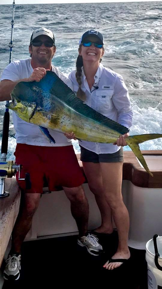 Mahi Mahi fishing dorado dolphin