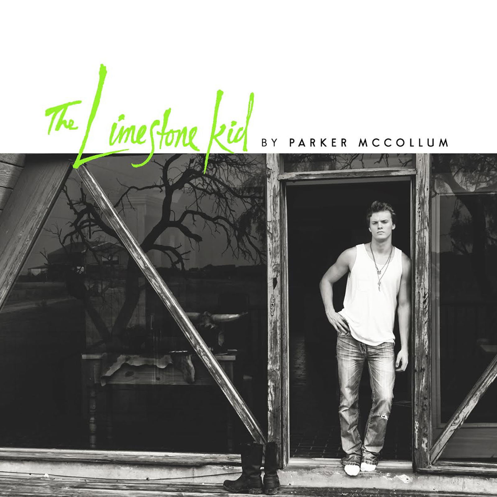 THE LIMESTONE KID   BY PARKER MCCOLLUM