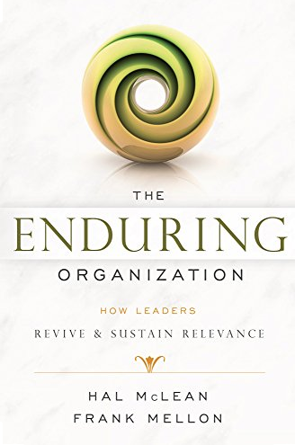 The Enduring Organization Cover