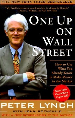 One Up On Wall Street by Peter Lynch - Topic: Investing, stock market