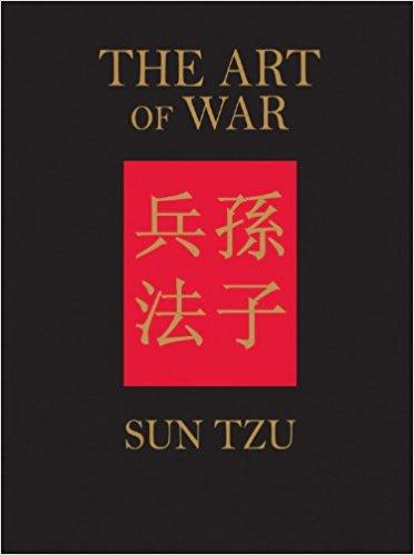 The Art of War by Sun Tzu - Topic: Self improvement, philosphy