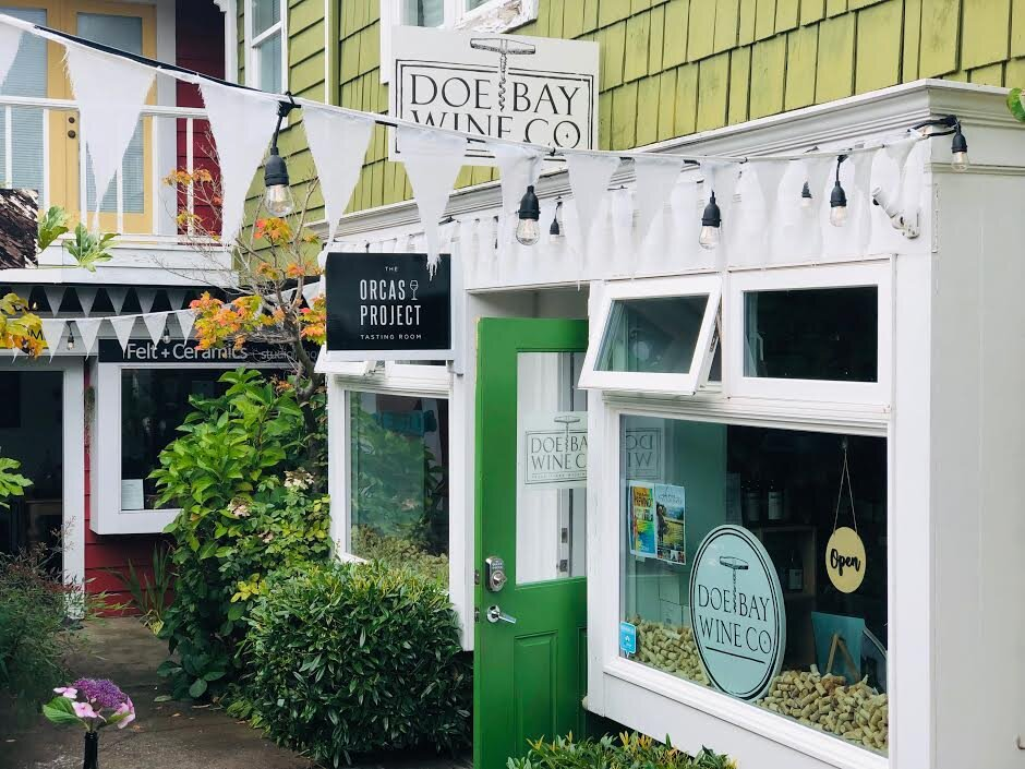 Doe Bay Wine Company in Eastsound