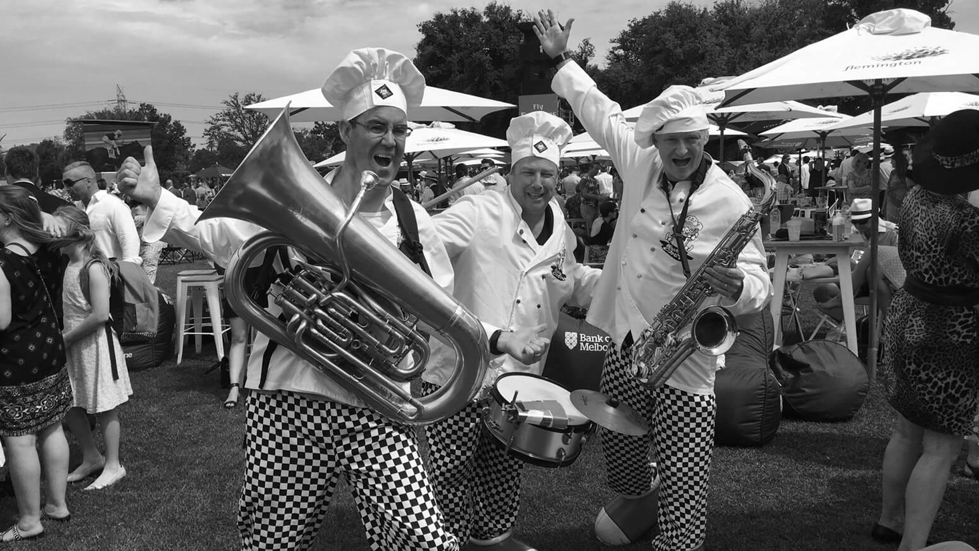 SCHEDULE AN EVENT - Have a 3-piece chef-themed ska band coming? Or something a little more down-to-earth? Click here to get it on Planning Center Resources.